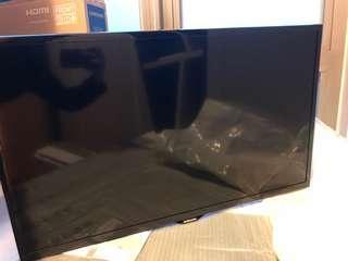 Samsung 32' 電視 有聲冇畫面