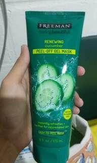Freeman Cucumber Peel off Mask