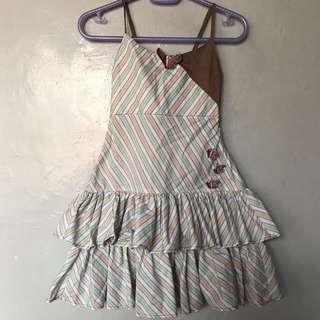 Big & Small Co. dropwaist dress