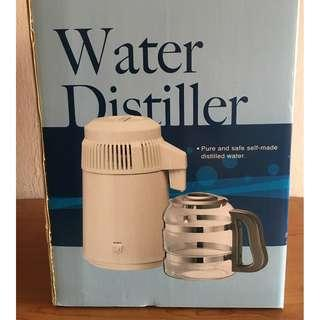 Water Distiller w/Glass Jug