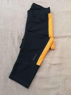 Reebok Sports leggings tights pants Size S