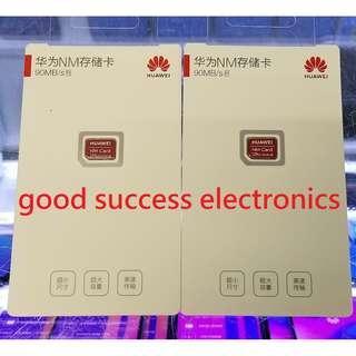Huawei NM Card 儲存卡 128GB$410 // 256GB$780 華為香港行貨 原廠一年保養