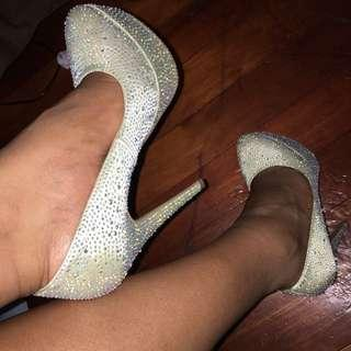 Verali stiletto Bridal shoes