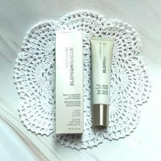 包郵📦bareMinerals 礦物淨肌抗痘調色底霜 BLEMISH RESCUE Skin-Clearing Anti-Redness Mattifying Primer 30ml