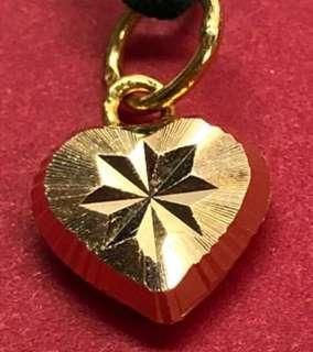 Heart connections - 916 Gold Locket for grab now ❤️❤️