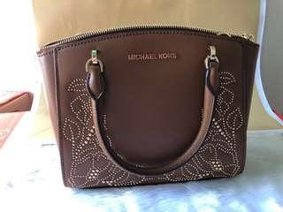 BN On Hand! Authentic Michael Kors Ellis Convertible Satchel Small bag