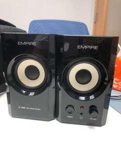 電腦喇叭 computer speaker