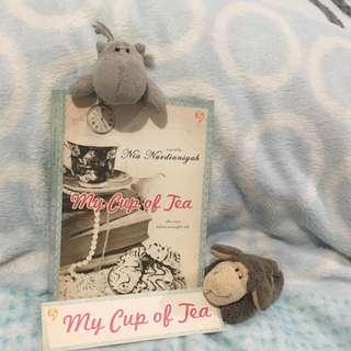 Preloved Novel My cup of Tea