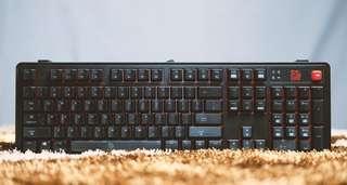 TT eSports Meka Pro Mechanical Kingdom Keyboard