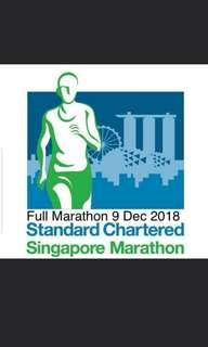Standard Chartered 42km full race pack
