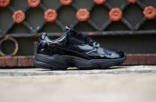 Adidas Falcon Leather Black Black