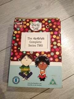 Charlie and Lola The absolutely complete series Two DVD