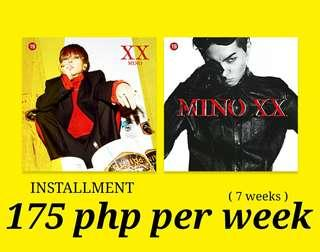 [ Hulugan P.O ] WINNER - SONG MINO - XX SOLO FULL ALBUM