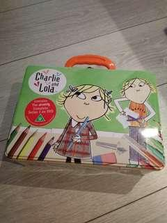 Charlie and Lola The absolutely complete Series 1 dvd