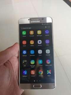 Samsung Note 5 Ram 4/32 ex sein dual sim