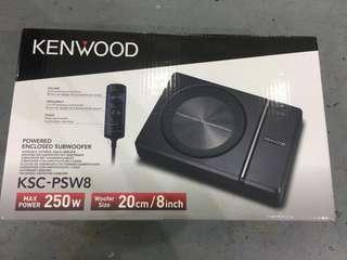 New Kenwood Active Sub Woofer