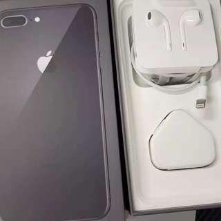 Iphone 8 Plus 64GB 太空灰 space gray