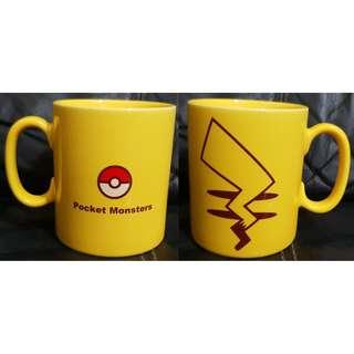 Pikachu Mug Cup Pokemon Center Japan Exclusive