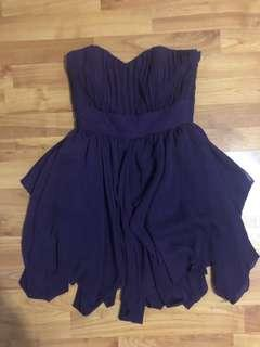 ASOS Brand New Purple Dress