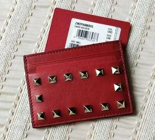 BNIB VALENTINO  CARD HOLDER