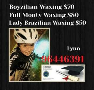 Boyzilizn & Brazilian Waxing @ Joo Chiat ( Homebase)