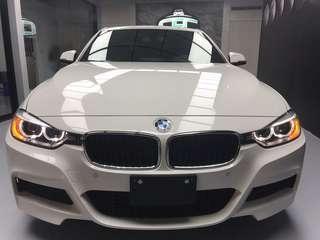 #BMW #328M-  #sport #極地白 #2015年式 #市場極稀有