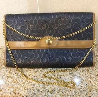100% authentic Christian Dior chain bag