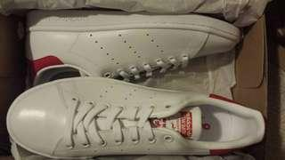 Bnew Adidas Stan Smith White/Red