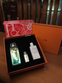 Hermes Perfume Christmas Edition