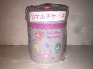 Sanrio My Melody x 美少女戰士 抽獎 3號賞 膠筒