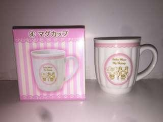 Sanrio My Melody x 美少女戰士 抽獎 4號賞 馬克杯