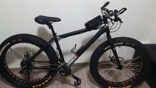 Cooker maxi fat bike-charge