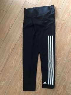 Authentic Adidas leggings tights size small