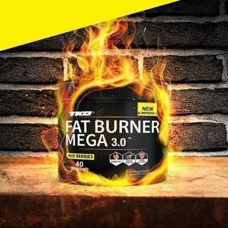 TKO Mega Fat Burner 3.0