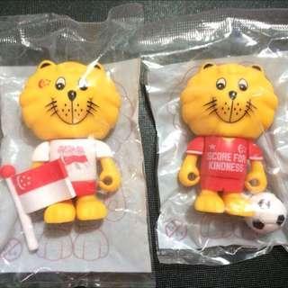 SG50 Singa Lion (sealed)