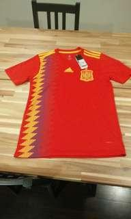 Brand new Spain World Cup 2018 jersey