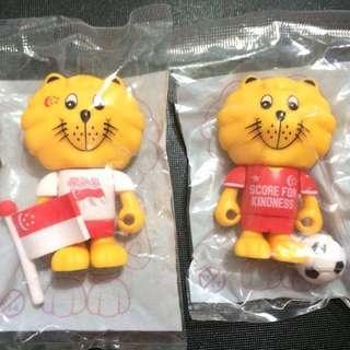 SG50 Singa Lion (unopened)