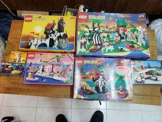 Lego系列
