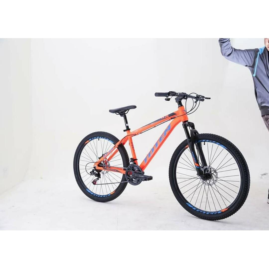 bd28de66cdb 2018 Totem Spark 29 Mountain Bike Bicycle MTB Alloy Hydraulic ***Available  at Bicycle