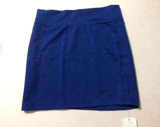 Selling blue mini skirt @ $5