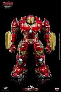 King Arts 1/9th Scale Diecast Hulkbuster