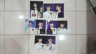 (LOOSE) WANNA ONE WORLD TOUR MEMBER SET
