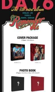 [PO] DAY6 Remember Us: Youth Pt 2