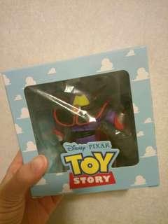 Disney toy story zag figure 迪士尼 反斗奇兵玩具總動員索克天王 模型