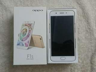 OPPO F1s 32GB Rose Gold