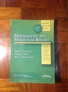 Biochemistry BRS Reviewer