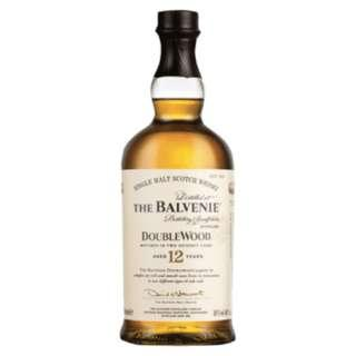 Balvenie 12 Years Double Wood