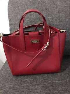 Authentic(ON HAND) Kate Spade Bag