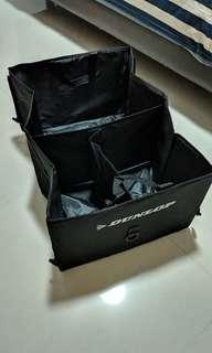 Dunlop Car Trunk Organizer Storage Box Foldable