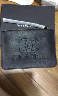Chanel clutch / pouch / wristlet